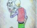 Skeleton Shaving